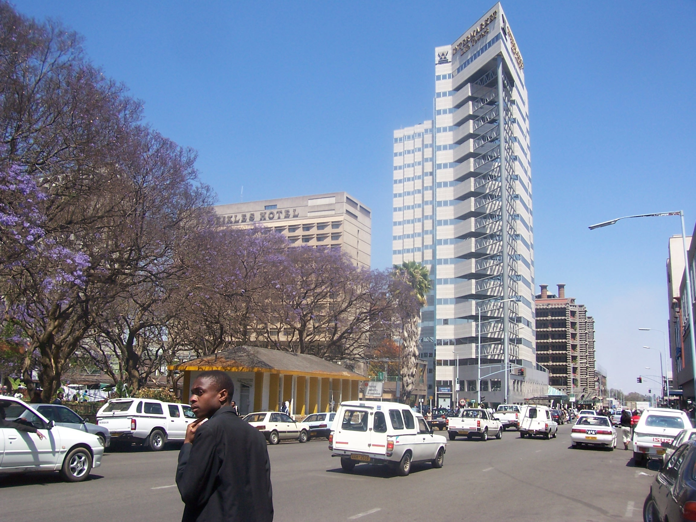 Harare secondst