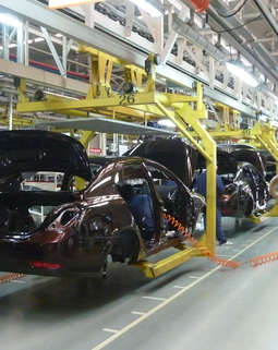 Thumb geely assembly line in beilun ningbo